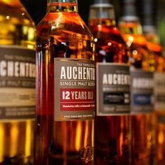 Founded by Irish refugees in 1825 on the outskirts of Glasgow, #Auchentoshan is one of the last active distilleries in the Lowlands. In common with other Lowland (and Irish) whiskies, Auchentoshan malt whisky is distilled three times (as opposed to most Scottish malt whisky, which is distilled twice). This triple-distillation has the effect of softening the flavour and body of the end product. This Auchentoshan 12 yrs expression replaced the old 10 year-old a few years ago in 2008, when the…