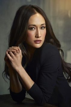 """Maggie Q in the TV series """"Nikita"""" Asian Celebrities, Celebs, Look At You, How To Look Better, Q Hair, Kristin Kreuk, Woman Crush, Belle Photo, Asian Beauty"""