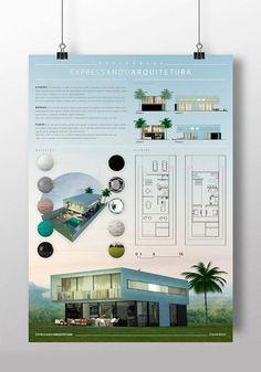 architecture portfolio examples for university pdf Architecture Concept Drawings, Architecture Panel, Architecture Graphics, Architecture Student, Architecture Design, Landscape Architecture, Interior Design Presentation, Architecture Presentation Board, Presentation Layout