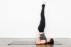 10 Benefits of Yoga Inversions #Yoga #Exercise