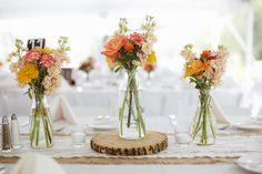 Orange and Yellow Garden Wedding   Brae Howard Photography   Bridal Musings Wedding Blog 22