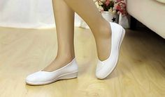 Nursing Shoes For Wide Feet