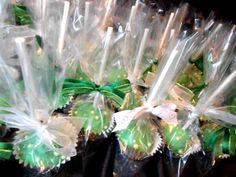 Wedding Cake Pops (St. Patrick's)