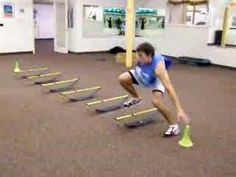 basketball workout dribbling Other Jump Workout, Ladder Workout, Speed Workout, Band Workout, Tennis Workout, Rugby Drills, Football Training Drills, Wii Fit, Basketball Conditioning