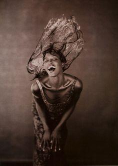Naomi by Paolo Roversi