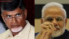Upset over special status for Andhra, Chandrababu Naidu pulls out TDP ministers from Modi cabinet