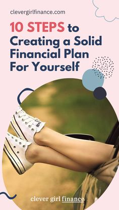 If you're wondering how to create a financial plan, or why you should do so, you're in the right place. We all want to be financially independent and build wealth. Having a solid financial plan will allow you to save money, afford the things you really want, and achieve long-term goals like saving for college and retirement.  Planning ahead for the life you desire is 100% worth it. Keep reading, then get ready to take some action to kick-start your own financial plan! Preparing For Retirement, Retirement Planning, Financial Planning, Investing Money, Saving Money, Paying Off Student Loans, Saving For College, Managing Money, Frugal Tips