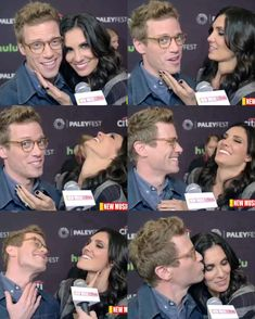 "1,404 Likes, 9 Comments - NcisLa Fanpage (@dg251170) on Instagram: ""March 21, 2017 - #danielaruah and #barrettfoa at Paleyfest 2017 in Los Angeles at Dolby Theatre"""