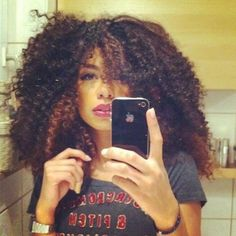natural hairstyles | Natural Curly - Hairstyles and Beauty Tips