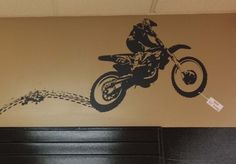 1000 Images About Dirt Bike Room Ideas On Pinterest