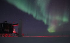 "Two results from astrophysical instruments at the South Pole named Physics World's ""Discoveries of the Year"" - Technology Org"