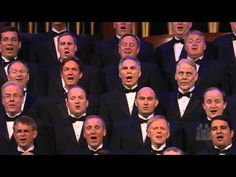"""Men of the Mormon Tabernacle Choir sing """"You Raise Me Up"""" - YouTube    More LDS Gems at:  www.MormonLink.com"""