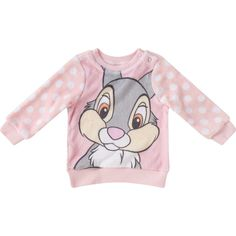 Keep your little one cosy and warm in the Disney Baby Thumper Sweat. This adorable sweatshirt is made from super soft fleece and finished with…