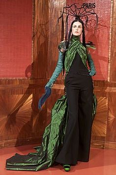 Jean Paul Gaultier Fall 2001 Couture Collection Photos - Vogue
