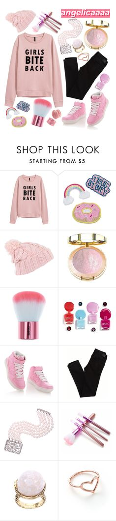 """""""girls bite back"""" by lovely-philosopher ❤ liked on Polyvore featuring TALLY WEiJL, Timeless, American Eagle Outfitters, Cathy Waterman, Disney Couture, Jordan Askill and modern"""