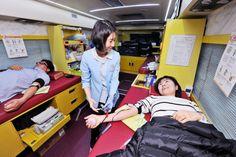 하나님의교회(안상홍님) 왕성한 헌혈 활동 단체표창 수상의 기쁨