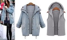 Groupon - $ 35 for a Two-in-One Denim Jacket. Groupon deal price: $35