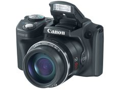 Canon announces PowerShot SX500 IS and SX160 IS 16MP superzooms : Digital Photography Review