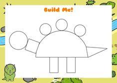 Dinosaurs Preschool, Dinosaur Activities, Dinosaur Crafts, Montessori Activities, Kindergarten Activities, Toddler Activities, Preschool Activities, Superhero Classroom, Classroom Crafts