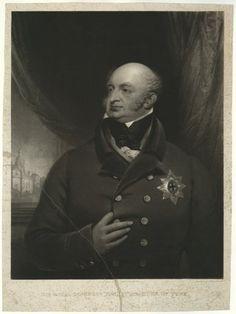Frederick, Duke of York and Albany, John Charles Bromley