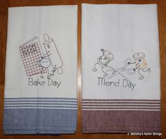 Kitchen Towels With  Part 89