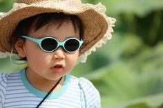 Sun Safety For Kids- Don't Forget Their Eyes.