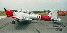 OY-ALL de Havilland DHC-1 Chipmunk Mk.22 c/n C1/0881   by invader26