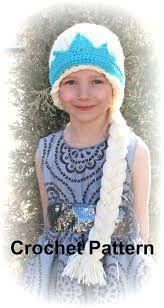 Resultado de imagen para princesas frozen en crochet