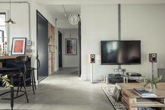 高雄 30 坪舊屋翻新法式 Loft 公寓 - DECOmyplace 新聞