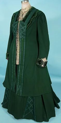 And For Some More Edwardian Daywear… | Lily Absinthe