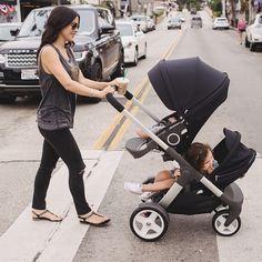 Stokke Crusi (double stroller)