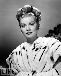 Beautiful Photos Of Lucille Ball