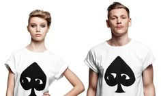 5 PREVIEW - Cool black-white shirts and funny reinterpretations of famous fashion logos