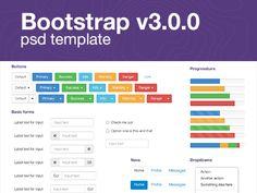 Bootstrap V3.0.0 by Monsieur Cédric