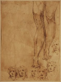 Old Master Drawings: Paolo Cagliari called Veronese (c. 1528-1588)