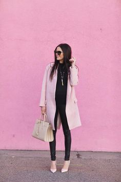 Becoming Trendy - Fashion blogger outfit e photographer: FP - PINK IS THE NEW BLACK