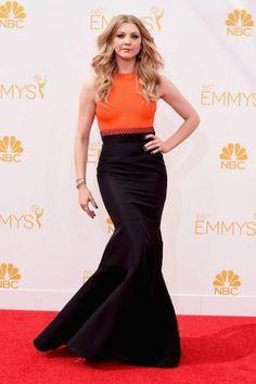 Natalie Dormer in J Mendel - Emmys 2014 red carpet photos.jpg