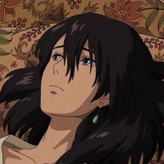 Kpop Anime, Manga Anime, Anime Art, Studio Ghibli Art, Studio Ghibli Movies, Old Anime, Anime Guys, Personajes Studio Ghibli, Howl Pendragon