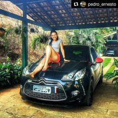 #ShotOfSunday #LoveDS #WeAreDS #FrienDS #DSAutomobiles #Repost @pedro_ernesto ... #namorada #amor #love #couple #carinho #aniversario #vida #girlfriend #bday #ds3 #sitio