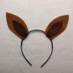 1 quantity headband kangaroo ears headband birthday by Partyears