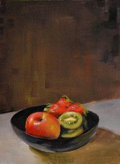 """""""Aromatic Still Life"""" Marc Anderson, artist"""