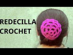 Crocheted donuts for hair Crochet Hair Accessories, Crochet Hair Styles, Crochet Snood, Free Crochet, Crochet Videos, Ear Warmers, Ballet, Bun Hairstyles, Hair Bows