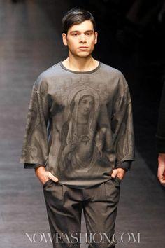 Dolce & Gabbana Menswear Fall Winter 2013