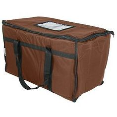 Brown Insulated Food Delivery Bag / Pan Carrier by Choice. $29.99. Superb performance at an unbeatable price. Brown Insulated Food Delivery Bag / Pan Carrier