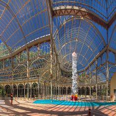 Palacio de Cristal - Madrid - Spain