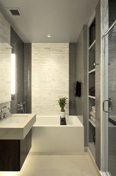 Modern Small Bathroom Design small modern bathroom design new ideas bf modern small bathrooms modern KCQLKNE - Kitchen Ideas Bathroom Design Small Modern, Home, Bathroom Renovation, House Design, Small Bathroom Remodel, Bathrooms Remodel, Bathroom Renos, Tile Bathroom, Modern Small Bathrooms