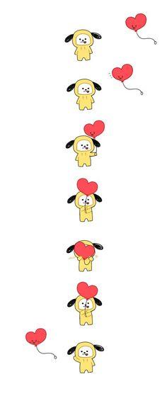Chimmy and Ta ta Taemin And Jimin, Bts Vmin, Vkook, Bts Drawings, Billboard Music Awards, Bts Chibi, Bts Fans, Wattpad, Bts Group