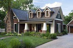 Cute house.