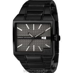 e0b5d3f4bdd8 Mens Armani Exchange Smart Watch AX2067 Gents Watches