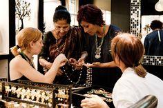 Aibijoux stand @Homi 2015 | www.aibijoux.com #fashionjewelry #HOMI15 #HomiMilano #AIBIJOUX
